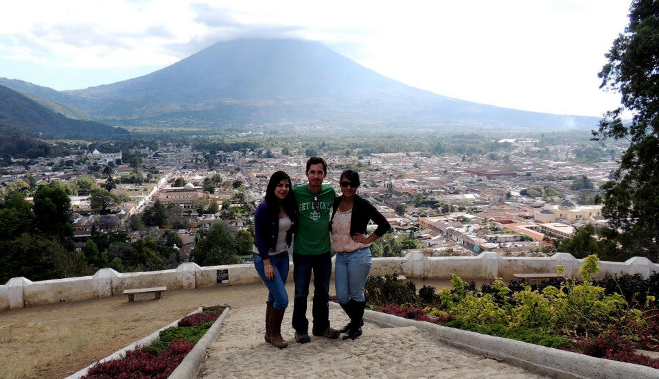 I met some new friends my second time in Antigua. The Guatemalan people are wonderful.