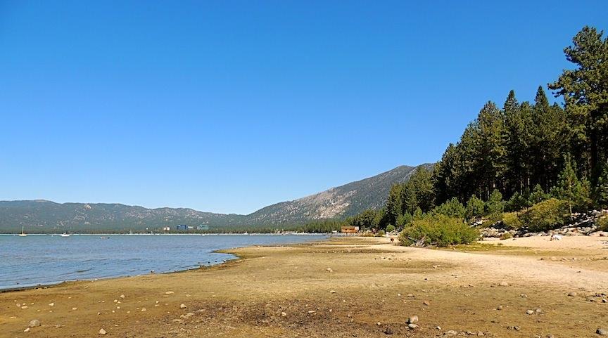 Regan Beach - Lake Tahoe